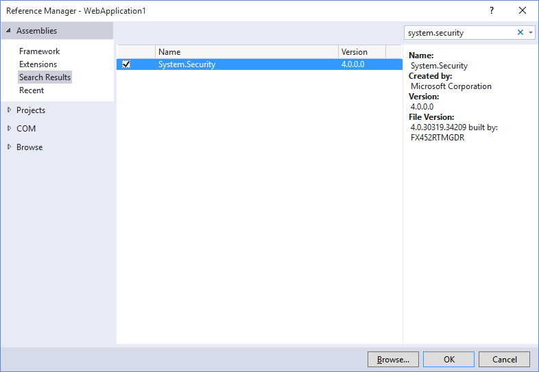 Signing an XML file with a digital certificate in Azure Web App