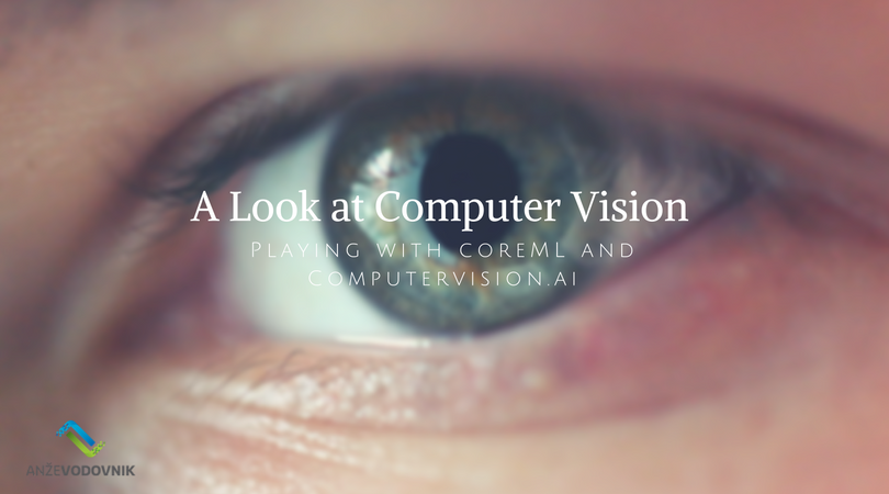 A look at Computer Vision